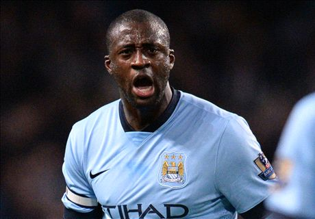 'Man City are scapegoating Toure'
