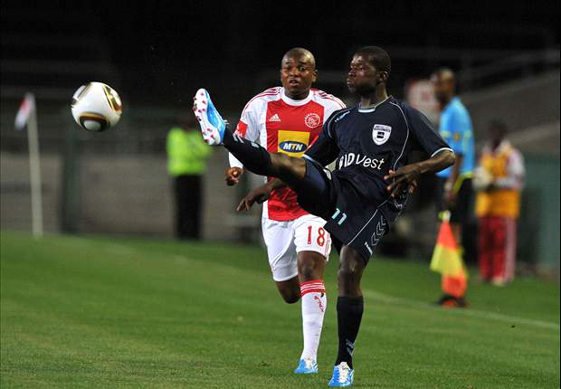 Myeni soon to be back in action for Orlando Pirates