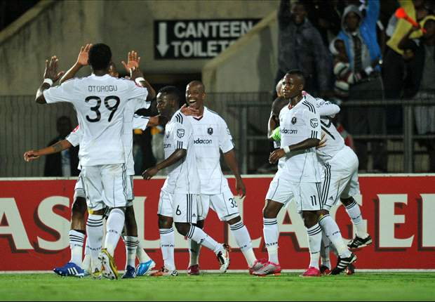Orlando Pirates' Mark Mayambela says they are ready to fight for the PSL title