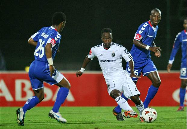 Clifford Ngobeni not leaving Lamontville Golden Arrows