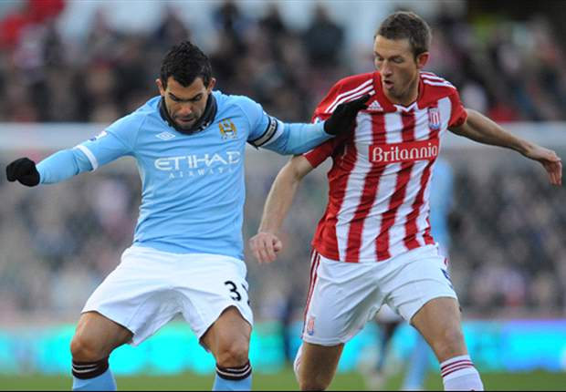 From being relegated together to walking out at Wembley - FA Cup finalists Stoke & Manchester City have plenty in common