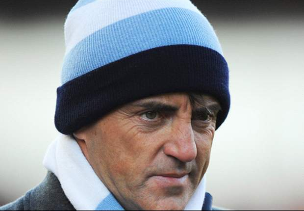 Roberto Mancini was right to be so negative against Arsenal, so long as the end result is positive for Manchester City