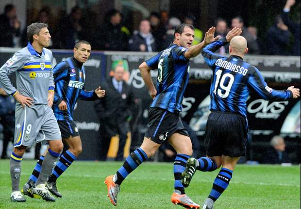 Inter 5-2 Parma: Super Stankovic Spurs Nerazzurri Resurrection