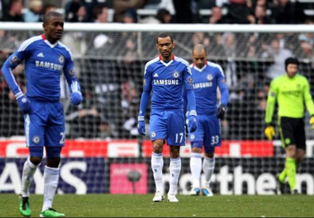 Chelsea verspeelt koppositie tegen Newcastle