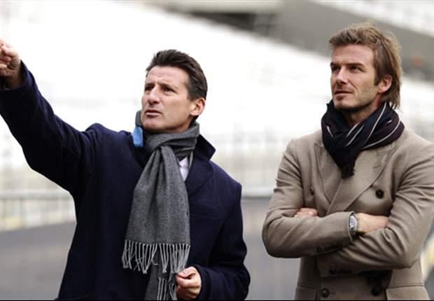 David Beckham Seeking Move To European Club To Win Back England Place