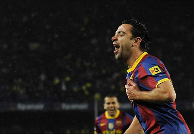 Carlo Garganese's Comment: Barcelona Star Xavi Is The Best Centre Midfielder Of All Time