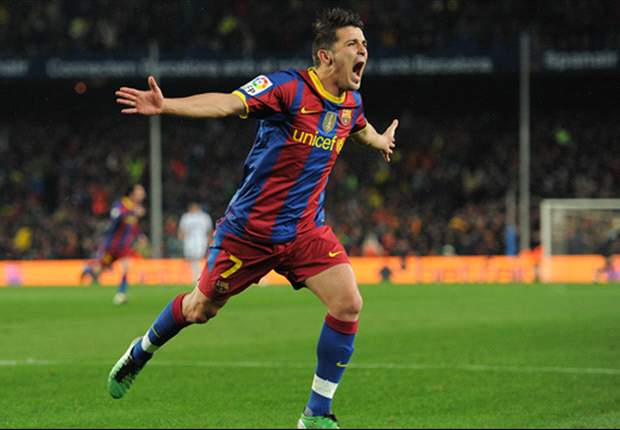 David Villa: Barcelona Were Far Superior To Real Madrid Throughout The Match