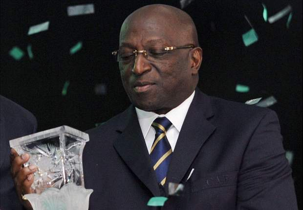 Jacques Anouma launches bid for Caf presidency