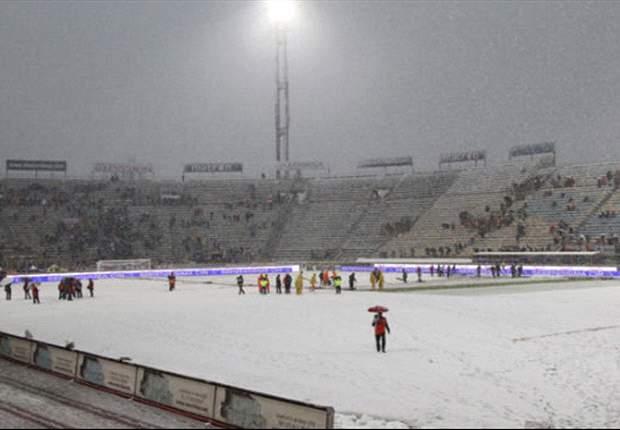 Bologna-Roma Postponed Due To Snowfall