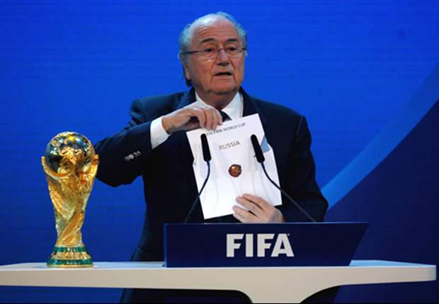 FIFA President Sepp Blatter Reveals 2022 World Cup Is Likely To Be Held In Winter