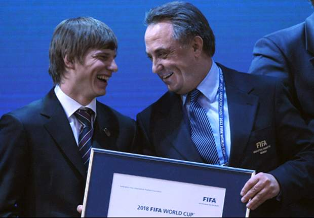 Vladimir Putin: Russia Will Host A World Cup Of The Highest Standards