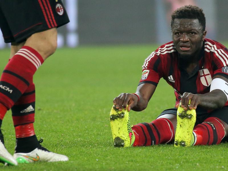Sulley Muntari agent explains AC Milan release