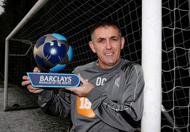 Bolton Wanderers manager Owen Coyle ready to make moves in the January transfer window