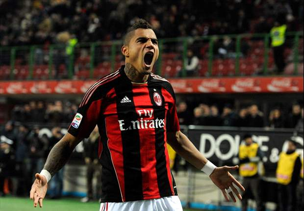 AC Milan's Kevin-Prince Boateng: I said goodbye to Ghana because I'm keen on my health