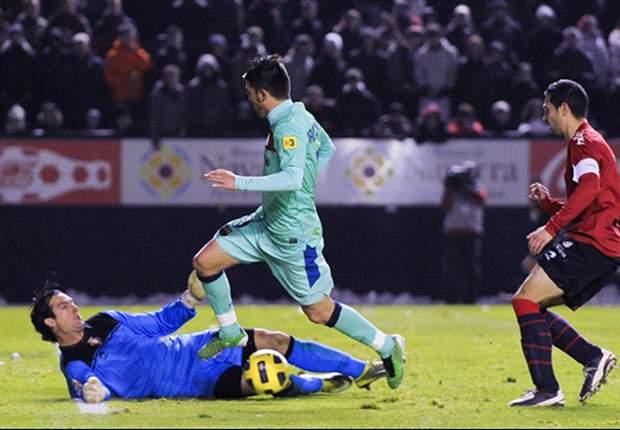 CA Osasuna gastiert beim gefrusteten FC Barcelona
