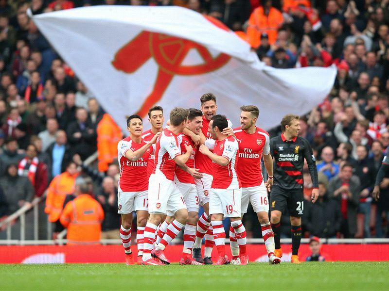 Arsenal: 2014-15 season in statistics