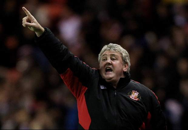 Sunderland manager Steve Bruce optimistic ahead of Premier League season: If you compare the squad four or five years ago it's unrecognisable