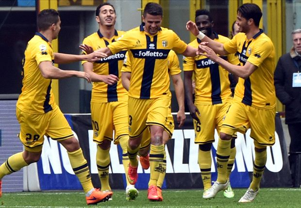 Inter 1-1 Parma: Five games without a win for lacklustre Nerazzurri