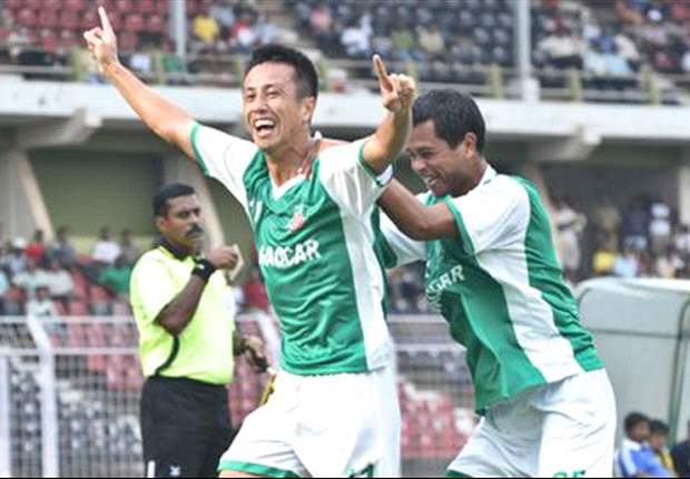 Salgaocar SC 2-2 Neftchi: Karim Bencherifa's side twice come from behind to hold the visitors