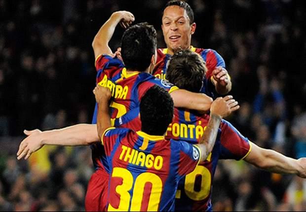 Barcelona Defender Andreu Fontas: It Was A Dream Debut In The Champions League