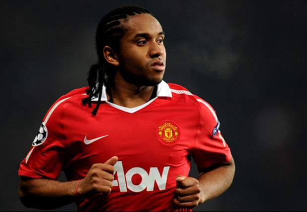 Manchester United's Anderson could return to face Fulham