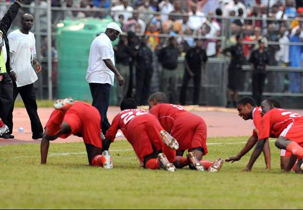 Heartland fined 300,000 naira over botched FA Cup game