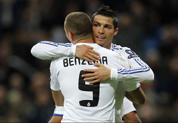 Real Madrid 8-0 Levante: Benzema and Ronaldo hat-tricks help hosts to Copa del Rey thrashing