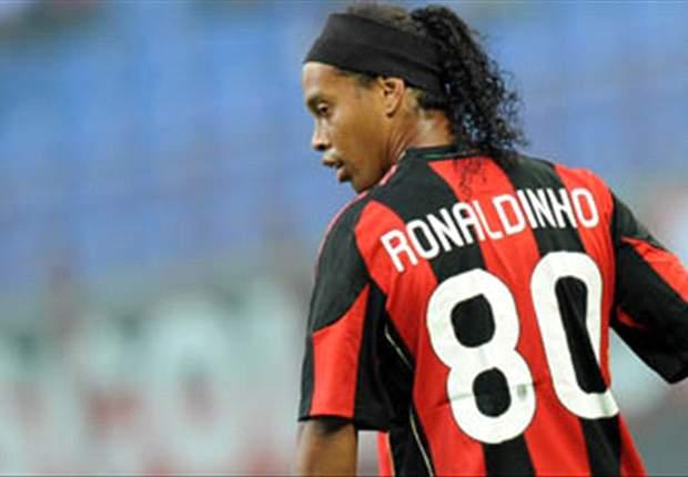 Boyhood Club Gremio Join Race For Milan's Ronaldinho - Report