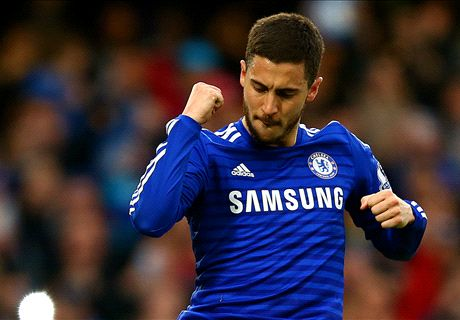 Hazard named PFA Player of the Year