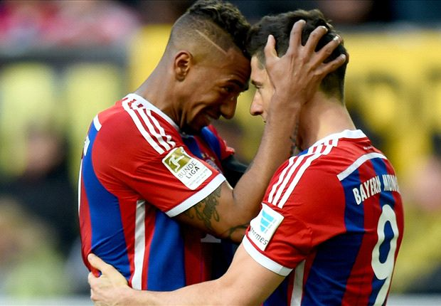 Borussia Dortmund 0-1 Bayern Munich: Lewandowski scores on Signal Iduna Park return