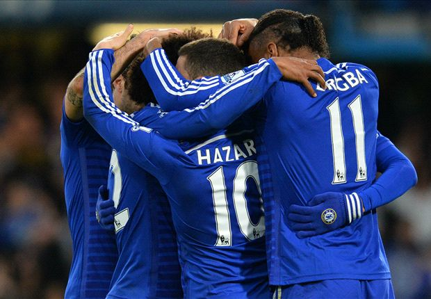 Chelsea 2-1 Stoke City: Remy to the rescue after Adam stunner & Costa injury