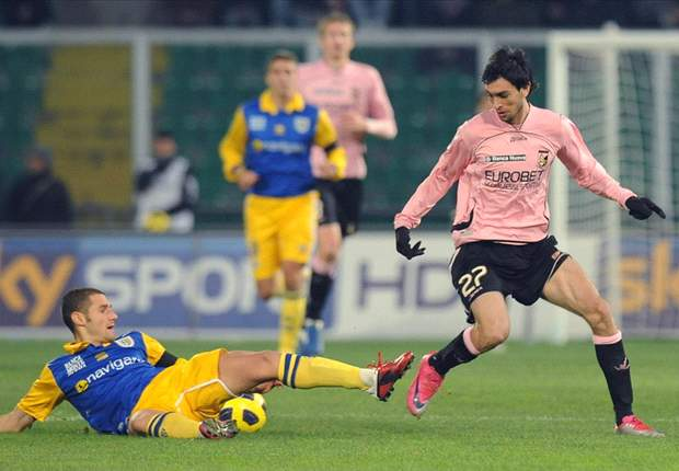 Palermo 3-1 Parma: Second Half Masterclass Ensures Comback Victory For Rosanero