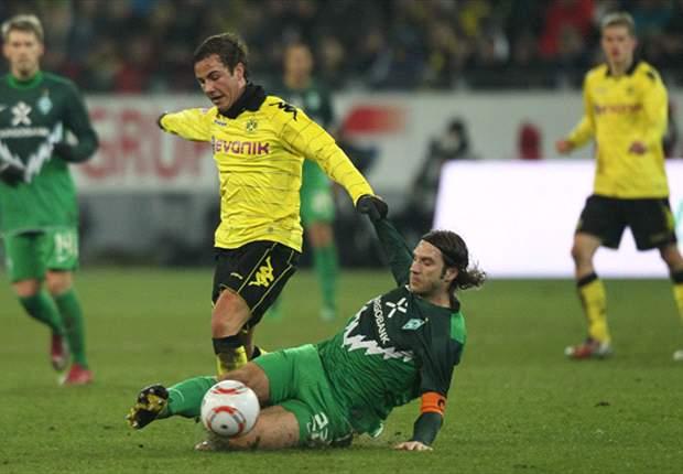 Manchester United Want Borussia Dortmund Wunderkind Mario Goetze - Report