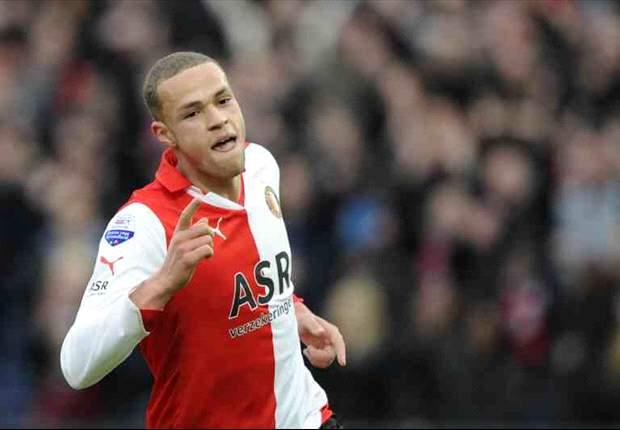 Inter Close In On Feyenoord Striker Luc Castaignos - Report