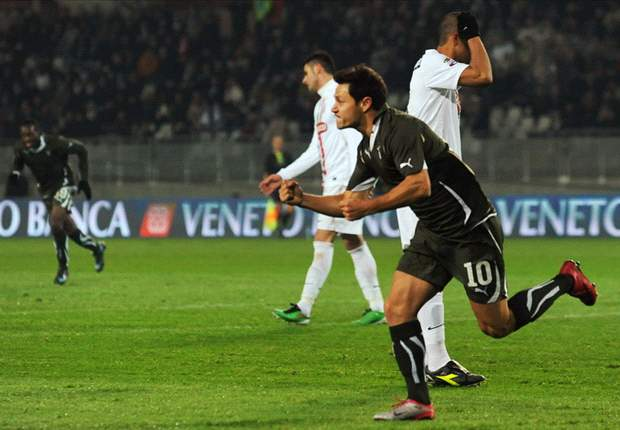 Dramatis, Krasic Tundukkan Lazio