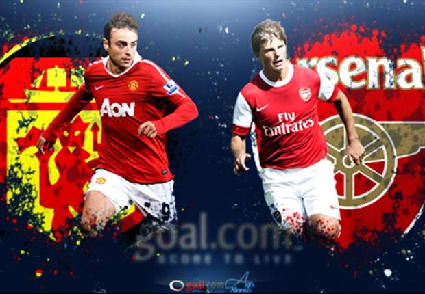 Manchester United and Arsenal - two great clubs, five classic FA Cup clashes