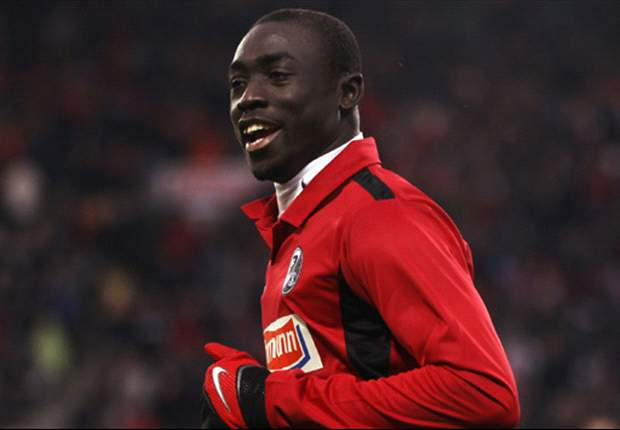 Arsenal in pole position to land Freiburg's £10m striker Papiss Demba Cisse