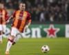 """Sneijder: """"Turkije-rel ver van mijn bed"""""""