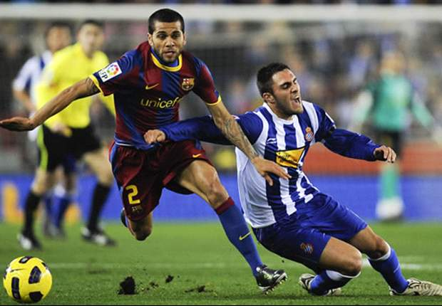 If Jose Mourinho Is 11 Out Of 10, Then Barcelona Are 12 - Dani Alves