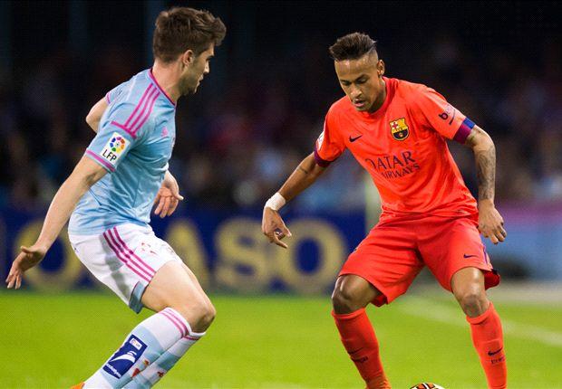 Celta Vigo 0-1 Barcelone