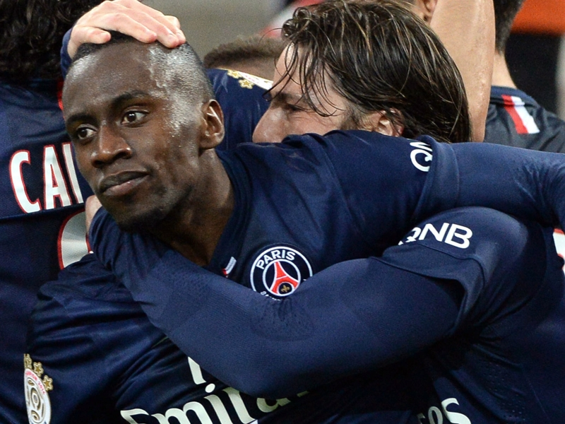 """PSG-FC Bâle, Blaise Matuidi : """"Di Maria est décisif"""""""