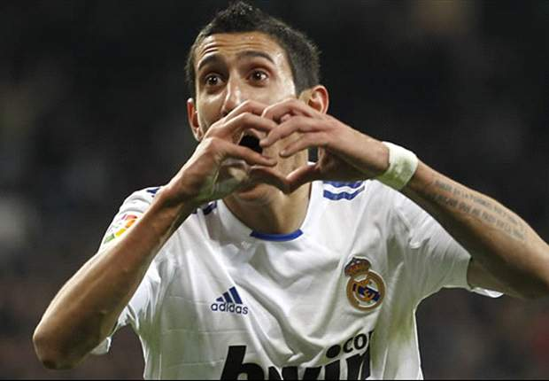 Marcelo and Angel Di Maria included in Real Madrid squad for Atletico Madrid match