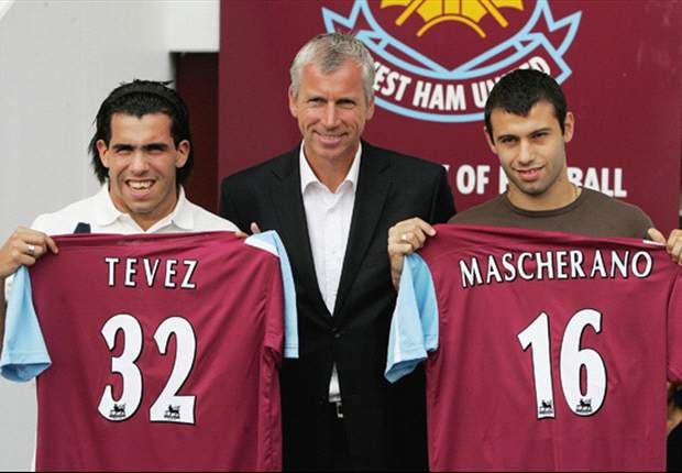 West Ham still paying for Tevez deal, admits Sullivan