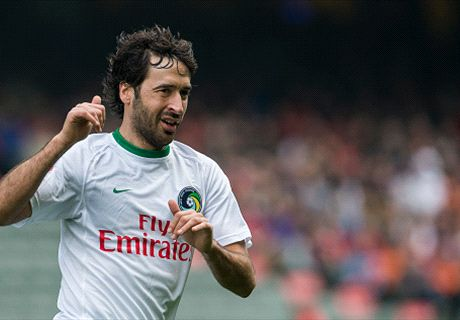 Raul Shows Class In Cosmos Home Debut