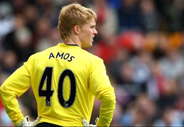 Manchester United's Ben Amos targets place in Great Britain team for 2012 Olympics