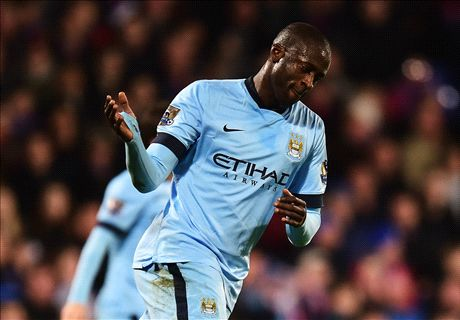 Toure: I'm open to a new challenge