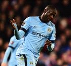 Toure's dip in form hampered City's title defense