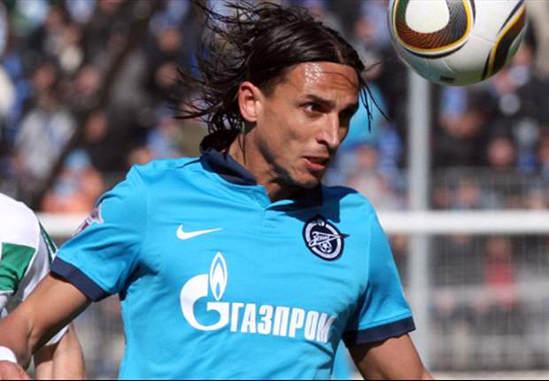 Zenit St. Petersburg's Fernando Meira will sign for Real Zaragoza - Luciano Spalletti