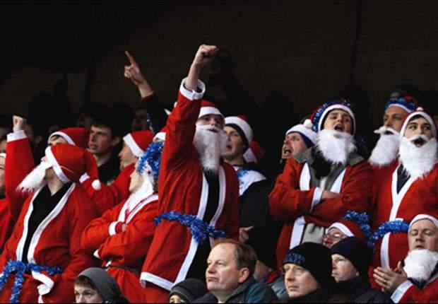Goal.com vous souhaite un Joyeux Noël !