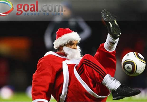 Goal.com wünscht frohe Weihnachten!